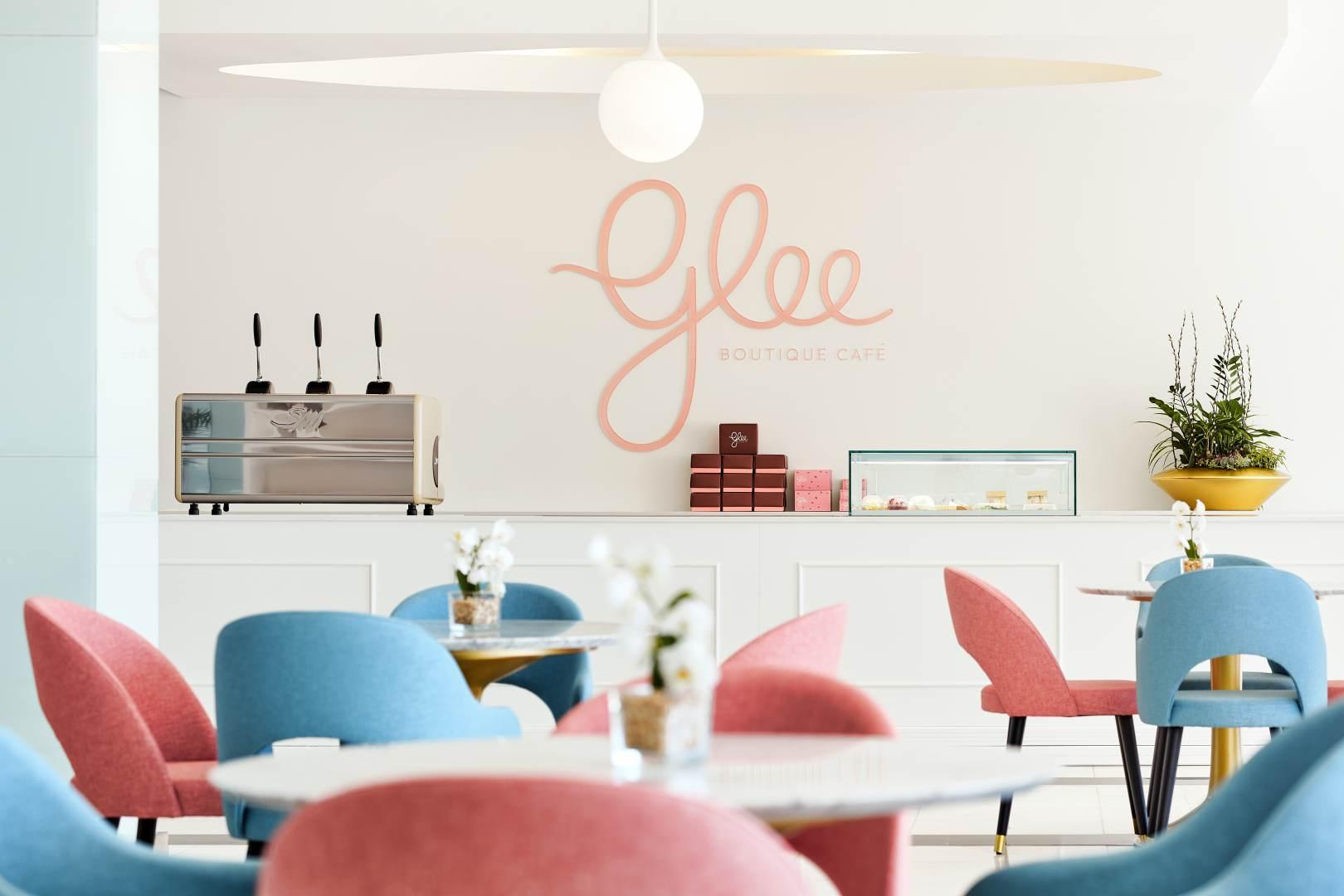 Glee Boutique Café